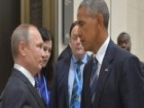 Obama Administration Responds To Putin's Remarks