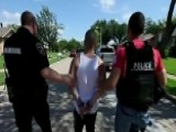 Over One Thousand Suspected Gang Members Arrested By ICE
