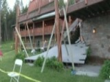 Over 50 Injured In Deck Collapse At Montana Christian Camp