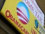 ObamaCare Exchange Insurer Options Shrink