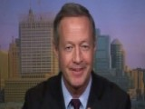 O'Malley: People Yearn For New Voices In Democratic Party