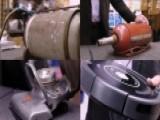 Origins Of The Vacuum: Sucking Away The Stress Of Mess