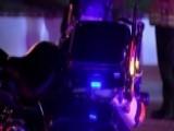 Officer Escorting Trudeau's Motorcade Injured In Crash