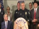 Officials: Austin Bombing Suspect Made Cell Phone Recording