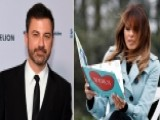 Outrage At Jimmy Kimmel Comments On Melania Trump Surges