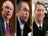 Officials Under Fire: Jackson, Sessions, Mulvaney Fight Back