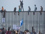 Optics Of 'caravan' Helping White House Make Its Case?