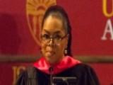 Oprah Urges USC Grads To Fight Fake News In Political Speech