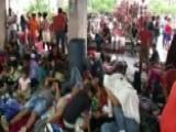 Op-ed Likens Migrant Caravan To Cuban Boatlift