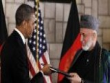 President Obama Winds Down War In Afghanistan