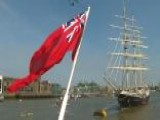 Preparing Queen Elizabeth II's Diamond Jubilee Flotilla