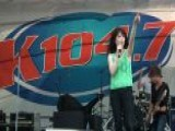 Playlist Crashes K104's KFEST