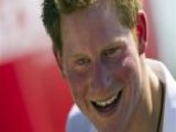 Prince Harry Shows Family Jewels