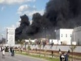 Protesters Set Fire To American School In Tunisia's Capital