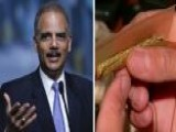 Pressure On Holder To Speak Out Against Pot Legalization