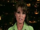 Palin On The Final Debate And White House Race Homestretch