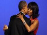 President, First Lady Share First Dance