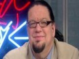 Penn Jillette In 'All-Star Celebrity Apprentice' Final