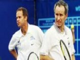 Patrick McEnroe Makes Tennis Fun For Kids