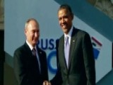 Presidents Obama, Putin Face Off At G20 Summit