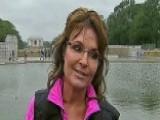 Palin: Don't Close Memorials, Keep Prez's Golf Course Open