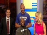 Pierre Garcon Pays Up In Kids Cancer Head To Head Challenge