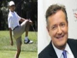 Piers Morgan: Obama Is 'a Perfect Physical Specimen'