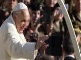 Pope Francis Named Time Person Of The Year 2013