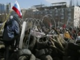 Pro-Russian Separatists Seize Gov't Buildings In Ukraine