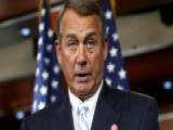 Pressure Mounts On House To Deal With Border Crisis