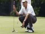 President Obama, Golf And The Politics Of Perception