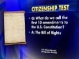 Pass A Citizenship Test To Graduate High School?