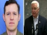 PA Governor Tom Corbett Comments On Manhunt For Cop Killer