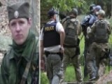 Police: Trooper Shooting Suspect Making 'game' Of Manhunt