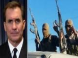 Pentagon Press Secretary: ISIS Fight Will Be 'long Struggle'
