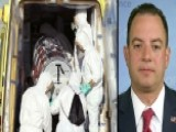 Priebus Responds To Ad Blaming GOP For Ebola Deaths