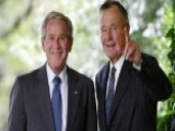 President George W Bush Releases Biography Of His Father
