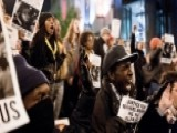Protests Erupt Across The Country After Ferguson Verdict