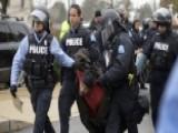 Police Hope For Thanksgiving Calm In Ferguson