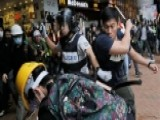 Protesters In New Clashes With Police In Hong Kong