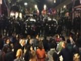 Police Violence Protests Turn Destructive In Berkeley