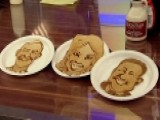Pancake Art Puts Your Breakfast To Shame