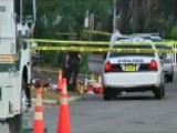 Police Officer Shot And Killed Near Tampa, Florida