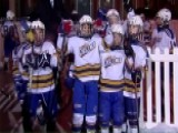 Pint-sized Hockey Players Show Off Their Skills