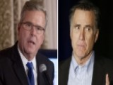 POWER PLAY: MITT AND JEB DUKE IT OUT