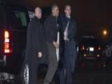 President Obama To Meet With King Abdullah's Family