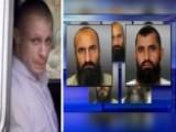 Pentagon Defends Taliban Swap For Bowe Bergdahl