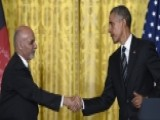 President Obama Banking On New Afghan Government