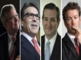 Potential GOP Presidential Candidates Battle For Attention