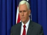 Pence Calls For Legislation To 'fix' Religious Freedom Law